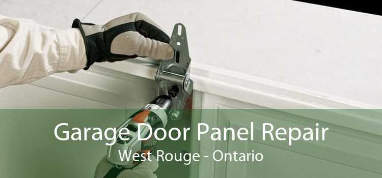 Garage Door Panel Repair West Rouge - Ontario