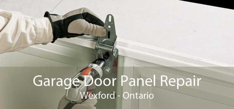 Garage Door Panel Repair Wexford - Ontario