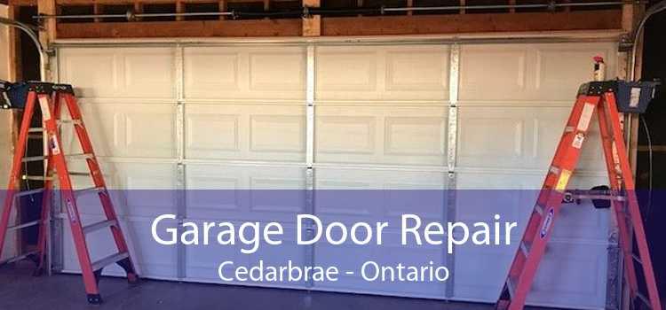 Garage Door Repair Cedarbrae - Ontario