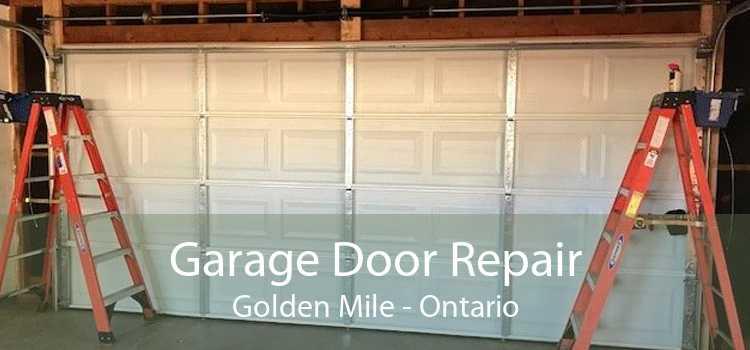 Garage Door Repair Golden Mile - Ontario