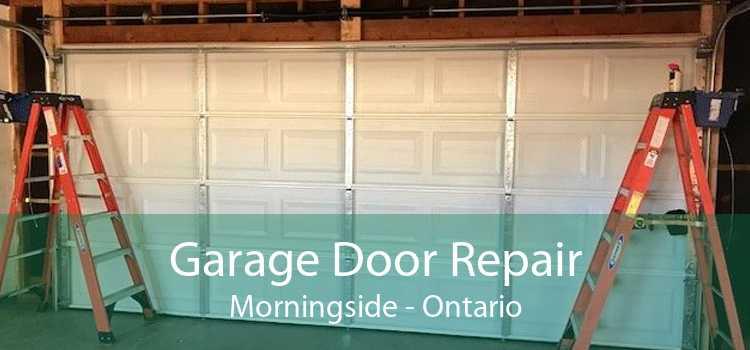 Garage Door Repair Morningside - Ontario
