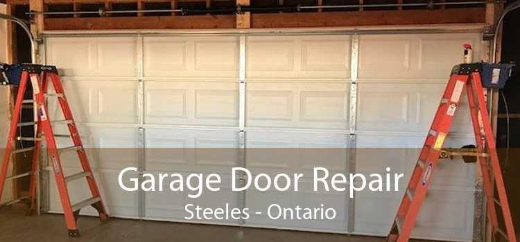 Garage Door Repair Steeles - Ontario