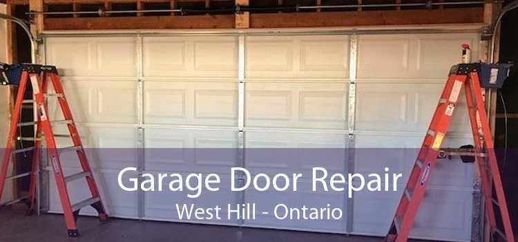 Garage Door Repair West Hill - Ontario