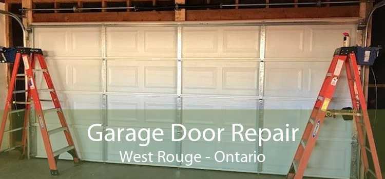 Garage Door Repair West Rouge - Ontario