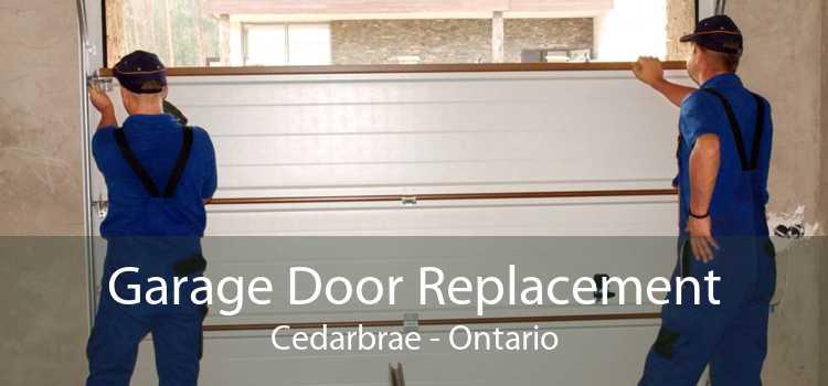 Garage Door Replacement Cedarbrae - Ontario