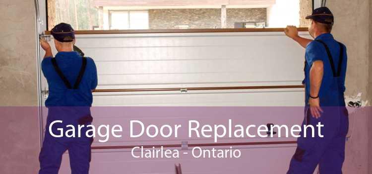Garage Door Replacement Clairlea - Ontario
