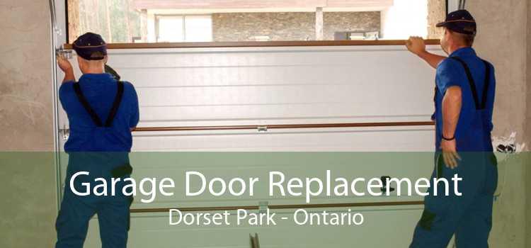 Garage Door Replacement Dorset Park - Ontario