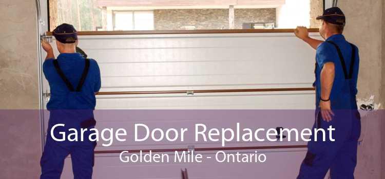 Garage Door Replacement Golden Mile - Ontario