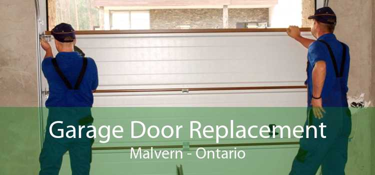 Garage Door Replacement Malvern - Ontario