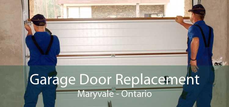 Garage Door Replacement Maryvale - Ontario