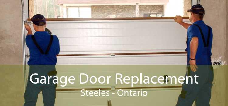 Garage Door Replacement Steeles - Ontario