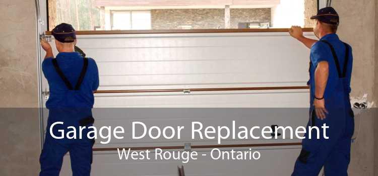Garage Door Replacement West Rouge - Ontario