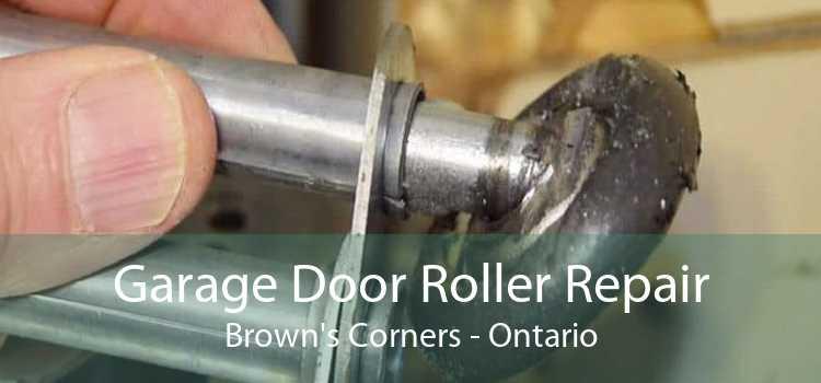 Garage Door Roller Repair Brown's Corners - Ontario