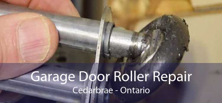 Garage Door Roller Repair Cedarbrae - Ontario