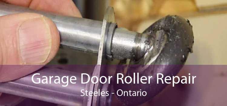 Garage Door Roller Repair Steeles - Ontario