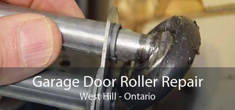 Garage Door Roller Repair West Hill - Ontario