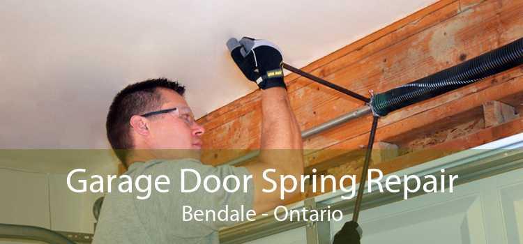 Garage Door Spring Repair Bendale - Ontario