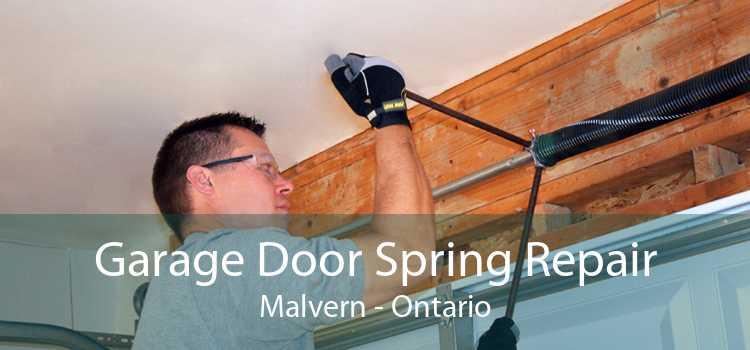 Garage Door Spring Repair Malvern - Ontario