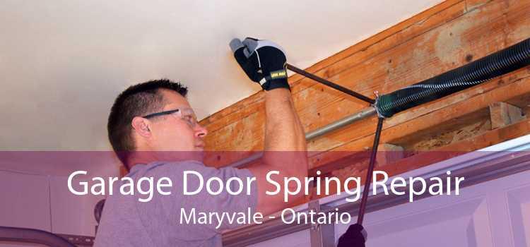 Garage Door Spring Repair Maryvale - Ontario