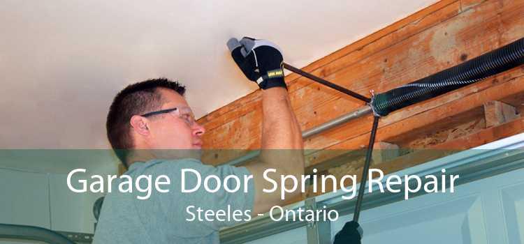Garage Door Spring Repair Steeles - Ontario
