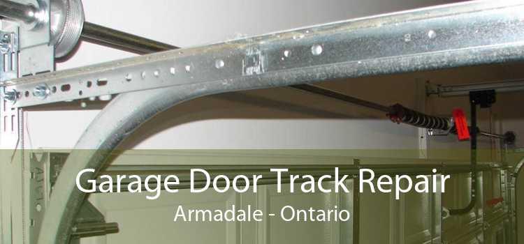 Garage Door Track Repair Armadale - Ontario