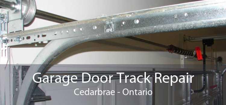 Garage Door Track Repair Cedarbrae - Ontario