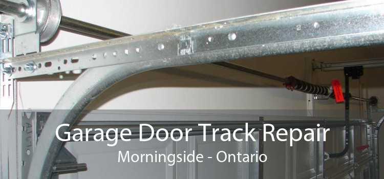 Garage Door Track Repair Morningside - Ontario