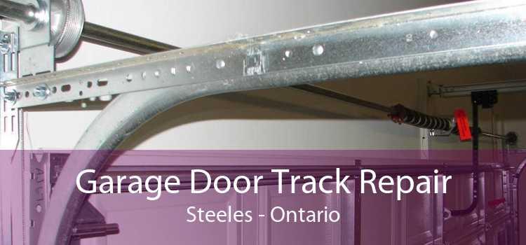Garage Door Track Repair Steeles - Ontario
