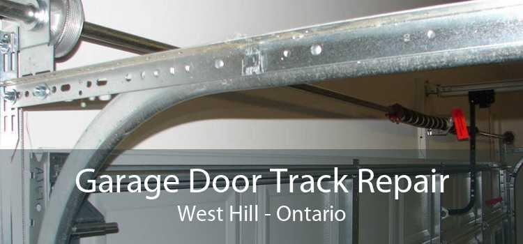 Garage Door Track Repair West Hill - Ontario