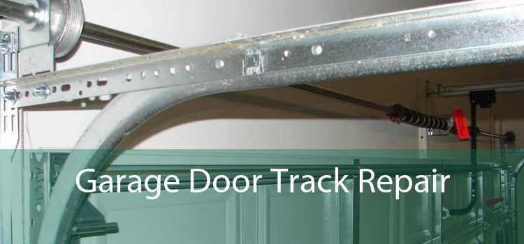 Garage Door Track Repair