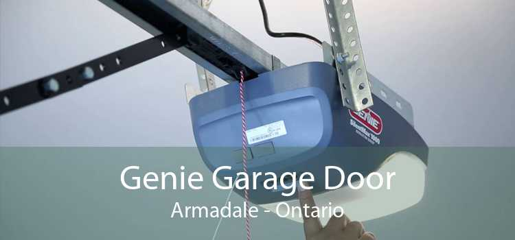 Genie Garage Door Armadale - Ontario