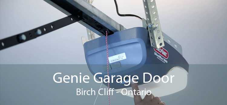 Genie Garage Door Birch Cliff - Ontario