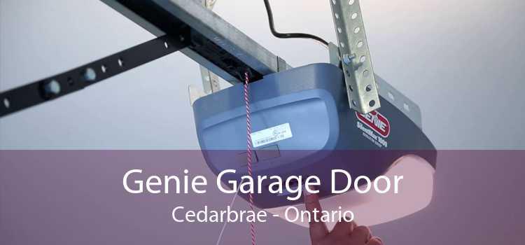 Genie Garage Door Cedarbrae - Ontario