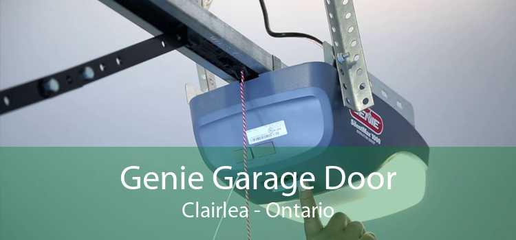 Genie Garage Door Clairlea - Ontario