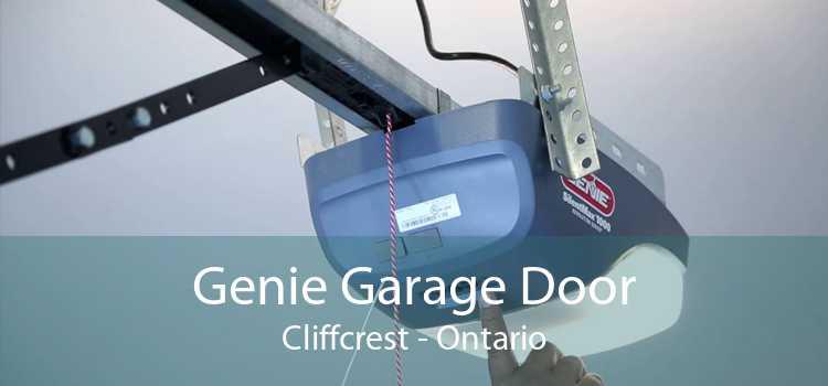 Genie Garage Door Cliffcrest - Ontario