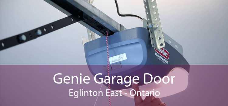 Genie Garage Door Eglinton East - Ontario