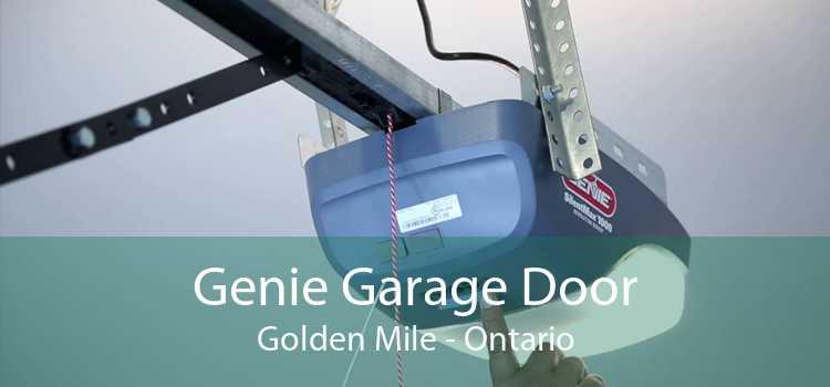 Genie Garage Door Golden Mile - Ontario