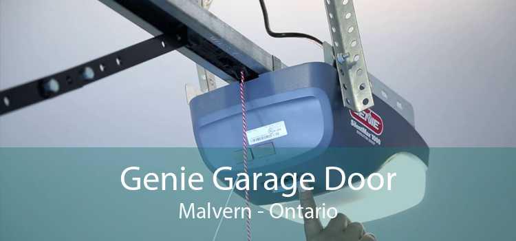 Genie Garage Door Malvern - Ontario
