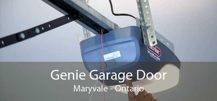 Genie Garage Door Maryvale - Ontario