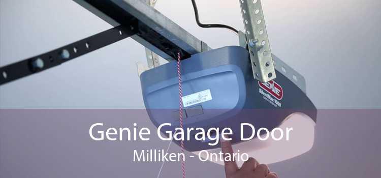Genie Garage Door Milliken - Ontario