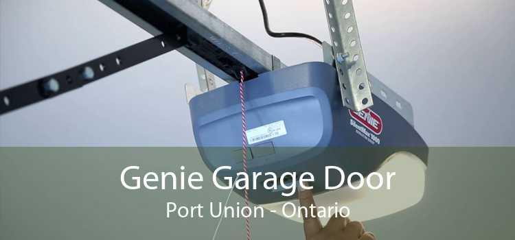 Genie Garage Door Port Union - Ontario