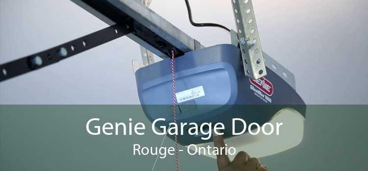 Genie Garage Door Rouge - Ontario