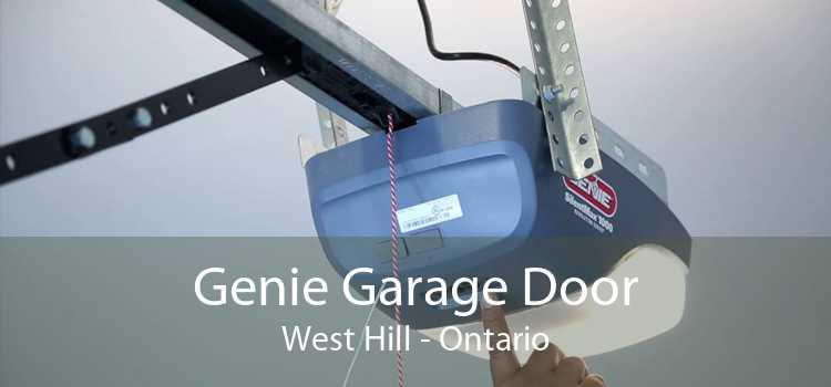Genie Garage Door West Hill - Ontario