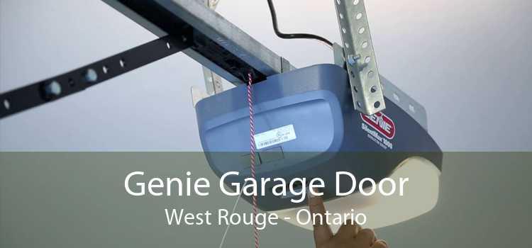 Genie Garage Door West Rouge - Ontario