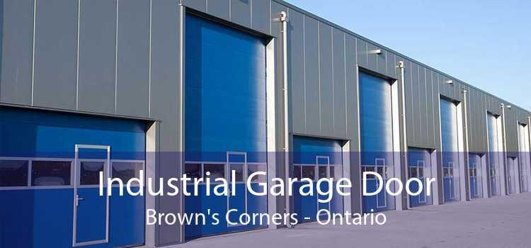 Industrial Garage Door Brown's Corners - Ontario