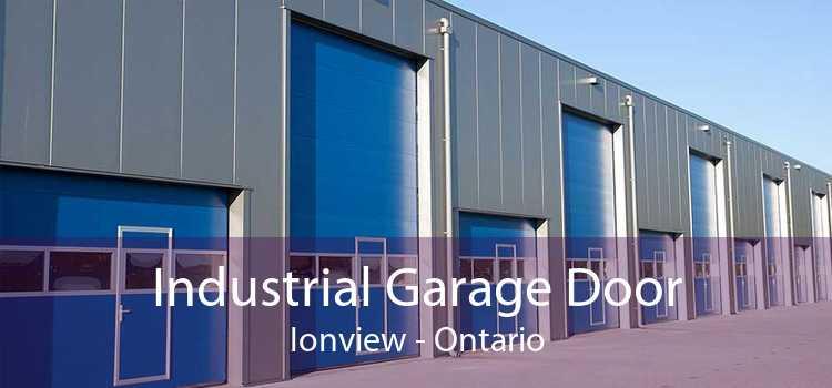 Industrial Garage Door Ionview - Ontario