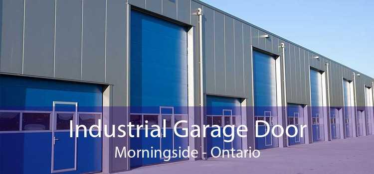 Industrial Garage Door Morningside - Ontario