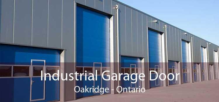 Industrial Garage Door Oakridge - Ontario