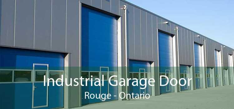 Industrial Garage Door Rouge - Ontario