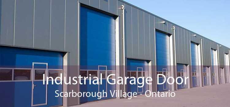 Industrial Garage Door Scarborough Village - Ontario